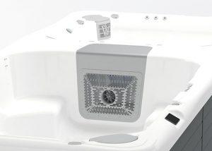 SwimSpa Gegenstromanlage Turbine