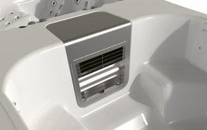 SwimSpa Gegenstromanlage W-Flow
