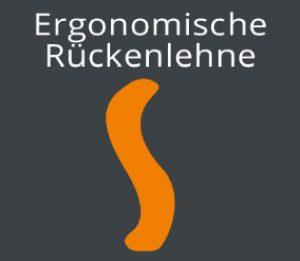ergonomische rueckenlehne
