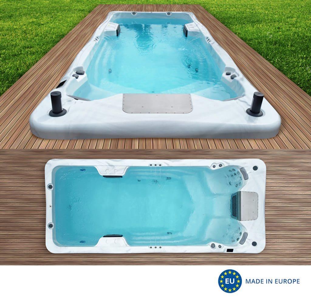 Top-Angebot: SwimSpa Amazonas W-Flow